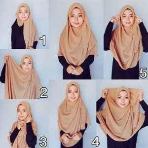 8 Pilihan Hijab Syar I Dan Modis Yang Dapat Kamu Tiru