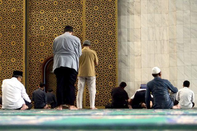 Tata Cara Sholat Sunnah Tahiyatul Masjid